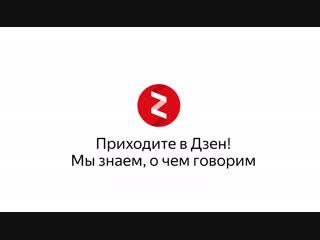 Яндекс.дзен: «мы знаем, о чём говорим»