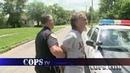 Barricade 101 Senior Officer Mann COPS TV SHOW