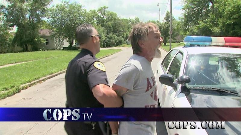 Barricade 101, Senior Officer Mann, COPS TV SHOW