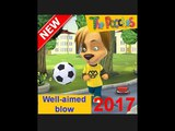 The Pooches (Barboskins) Cartoon game aimed blow new series 2017