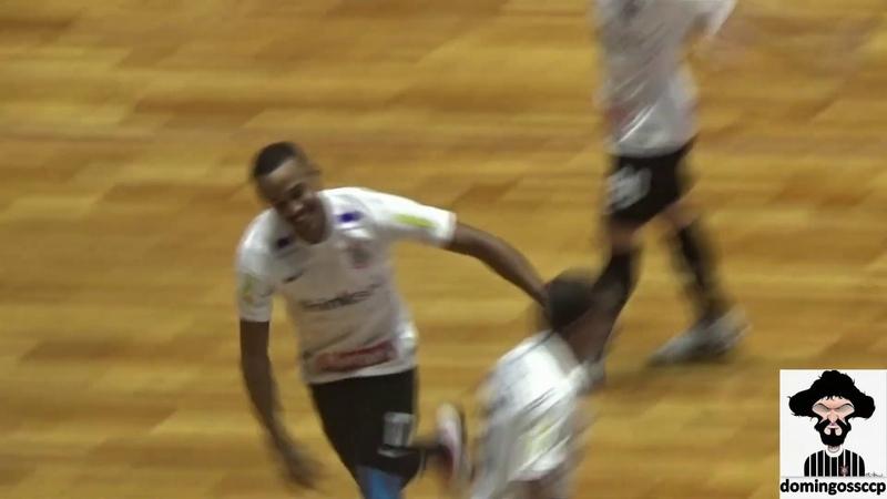 Чемпионат Бразилии CORINTHIANS 3X2 FOZ CATARATAS FUTSAL 17052019