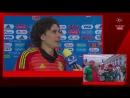 -Se luchó por un buen partido-- Memo Ochoa - Televisa Deportes