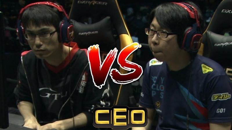 GO1 vs. Kazunoko - DBFZ grand final [CEO 2018] | Dragon Ball FighterZ