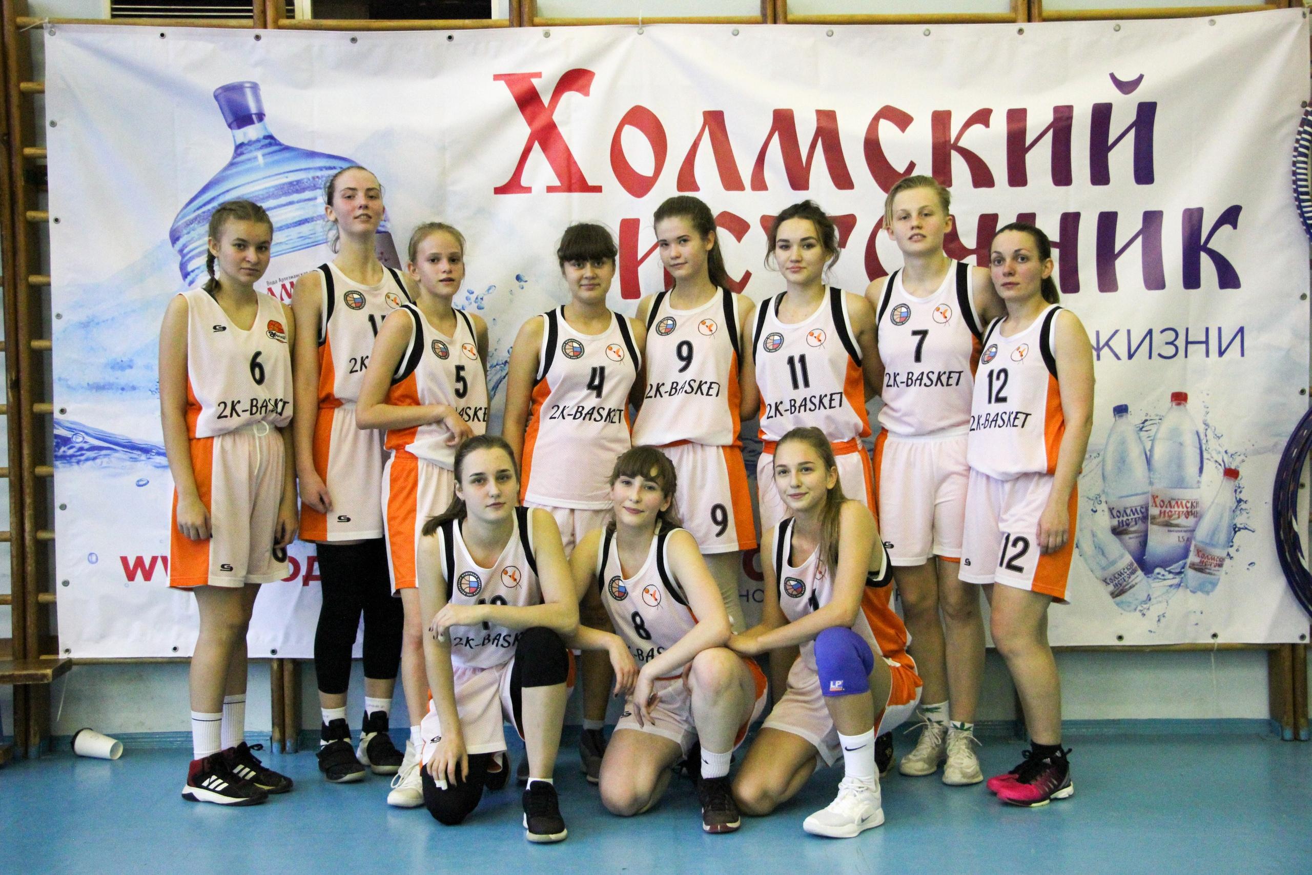 Женская лига КАУБ 5х5