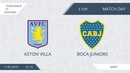 AFL19. EuroLeague. UZAO/ZAO. Division A. Day 3. Aston Villa - Boca Juniors
