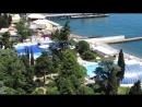 Riviera Sunrise Resort SPA ALUSHTA Всё что нужно для отличного летнего отдыха в Крыму