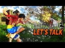 One Piece World Seeker WHAT THE HELL IS UP WITH THIS GAME LET'S TALK WORLD SEEKER