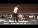 Daiki Shimomura vs Mizuki Watase DDT Masahiro Takanashi 15th Anniversary Show