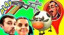 БолтушкА и ПРоХоДиМеЦ УКРАШАЮТ свой ГОРОД МЕЧТЫ! 53 Игра для Детей - Township