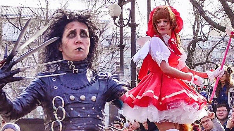 ODESSA 1st APRIL COSPLAY SHOW 2018, Pt. 2 1е апреля Одесса 2018, Косплей Шоу 2, Dragon Age Nier