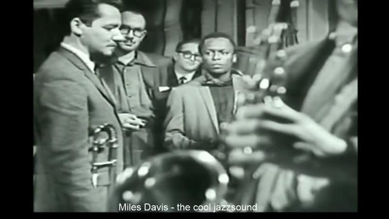Miles Davis the cool jazzsound