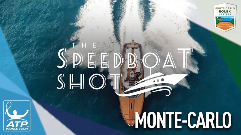 Unbelievable Tennis: The Speedboat Shot