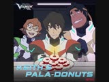 Make your own red velvet donuts AND celebrate Keiths b-day Sign us up!
