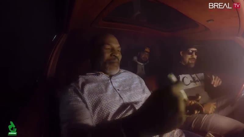The Smoke Box Mike Tyson