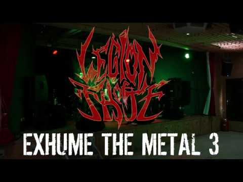 Legion Of Fate - LIVE @ Exhume The Metal 3 Day 2 - Zinsholz 2018 - Dani Zed