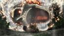 Eren vs Reiner Armored Titan Full Fight   Attack on Titan Season 2「進撃の巨人 Season 2」
