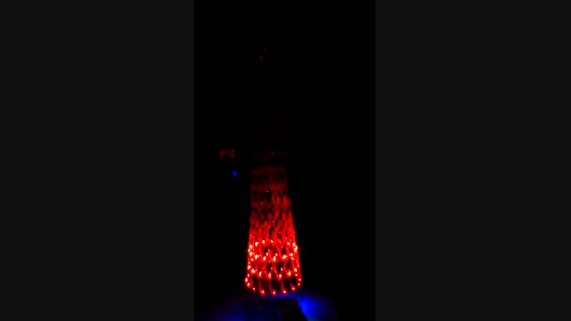 Ясделяль Светодиодная светомузыкальная башня