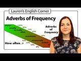 Adverbs of frequency- Lauren's English Corner - Beginner