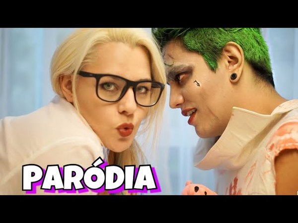 PARÓDIA ARLEQUINA E CORINGA STARBOY THE WEEKND
