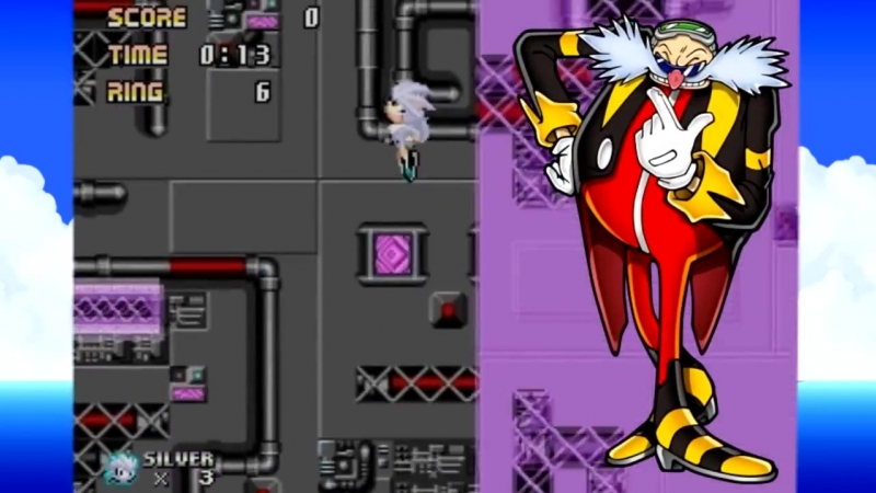 Это Чудесное 2D \ 2013 10 Sonic Fan Games