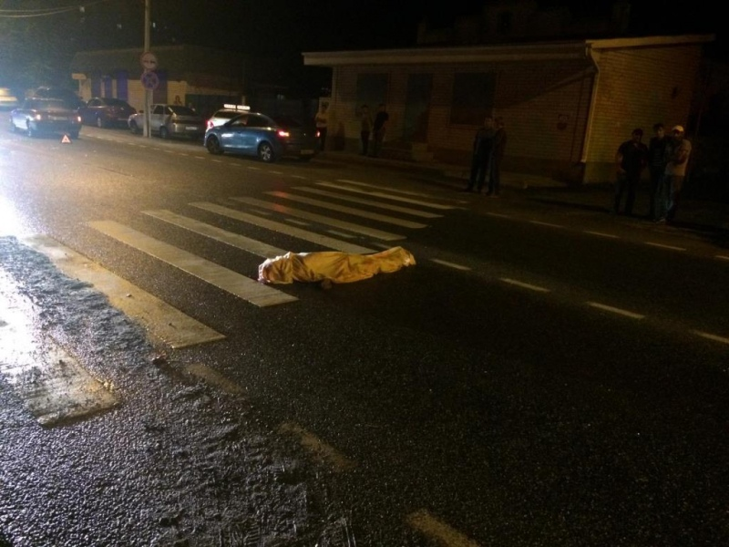 В Карачаевске погиб пешеход