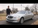 Я купил сломанный Mercedes S600 V12 за 4500 долларов… Спустя_год!Hoovies Garage на русском.
