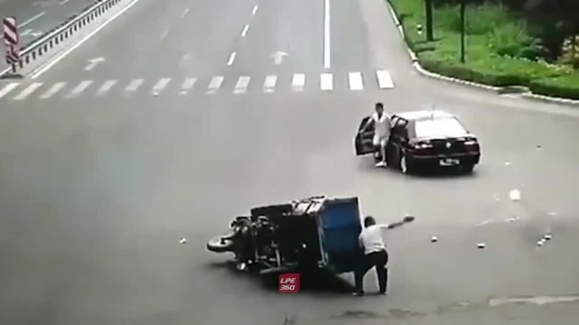 Ад на колёсах
