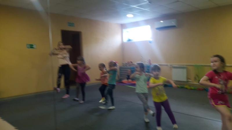 Детские танцы. АМАЗОНКА.Фитнес-зал