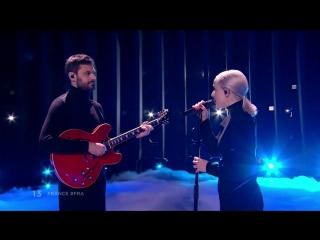 Madame Monsieur - Mercy - France - LIVE - Grand Final - Eurovision 2018 - Франция - Финал - Евровидение