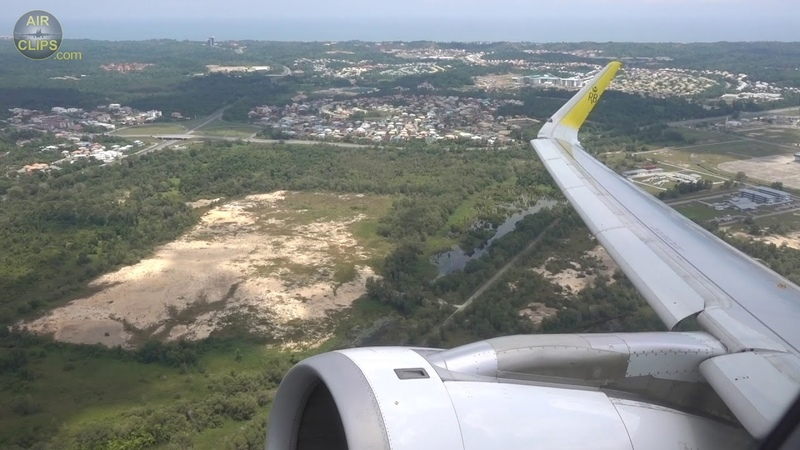 Classic A320 BUZZSAW SOUND Royal Brunei rocketing out of Brunei towards Jakarta! [AirClips]
