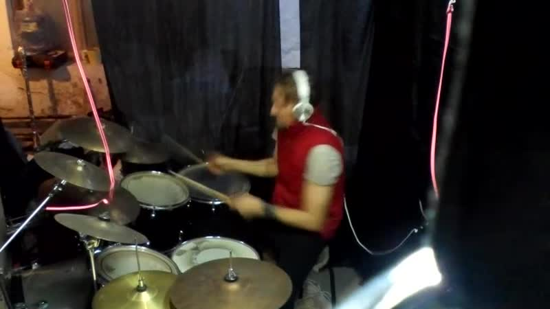 In your room Drumm Cover