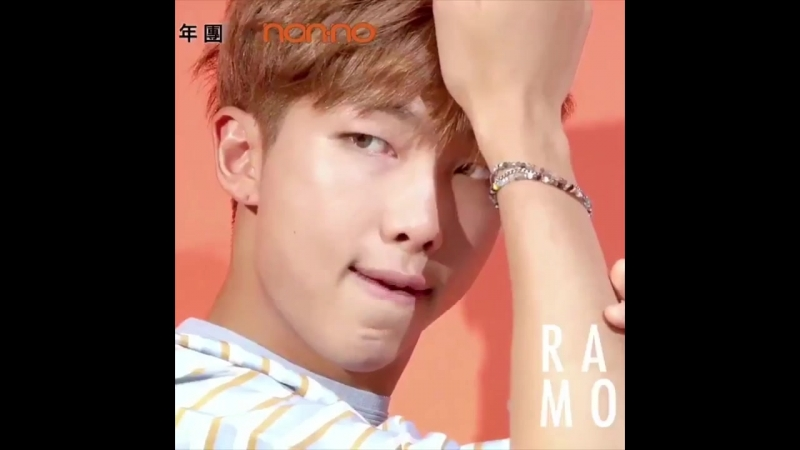 Joon biting his lip has got to be the hottest thing ever.mp4