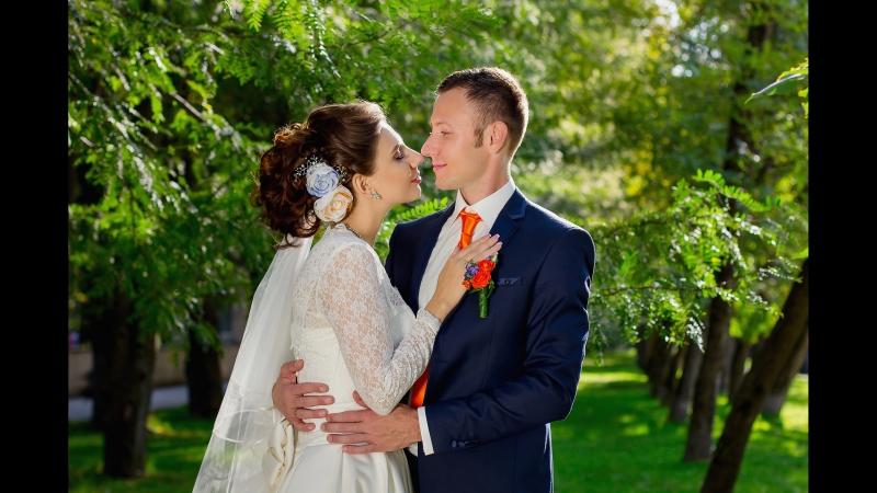 Свадебный день Романа и Екатерины