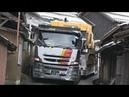 『新』日本に2台しかない16輪ステアリング装置付トレーラーを操る神2698