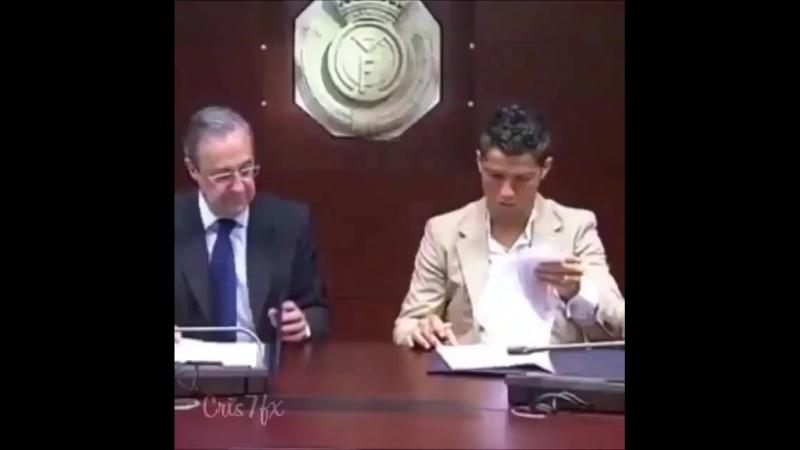 Жизнь Ronaldo до и после Верьте в свою мечту