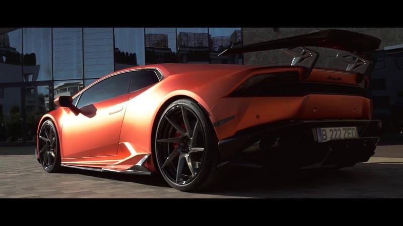 Aivarask - Baby Show Me How | Lamborghini Huracan