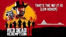 Red Dead Redemption 2 Official Soundtrack - That's The Way It Is (Low Honor) | HD (With Visualizer)