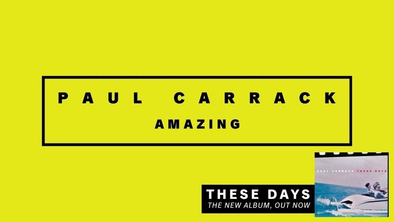 Paul Carrack - Amazing