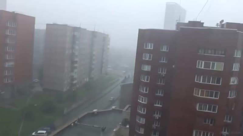 Сирена и трипод в Новосибирске ( 720 X 1280 ).mp4
