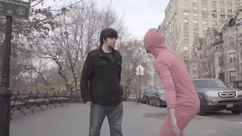 Pink guy goofs jontron (full scene reupload)