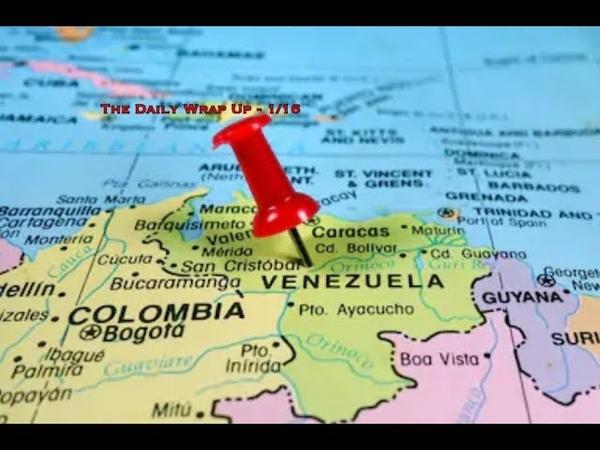 Venezuela In US Crosshairs, ISIS Kills 4 US Troops In Syria US Journalist Indefinitely Detained