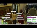 Элен The Sims 4 Challenge Вампир Черный вдовец Соседи 2