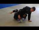 Jose Fernandez __ deep half guard to calf slicer