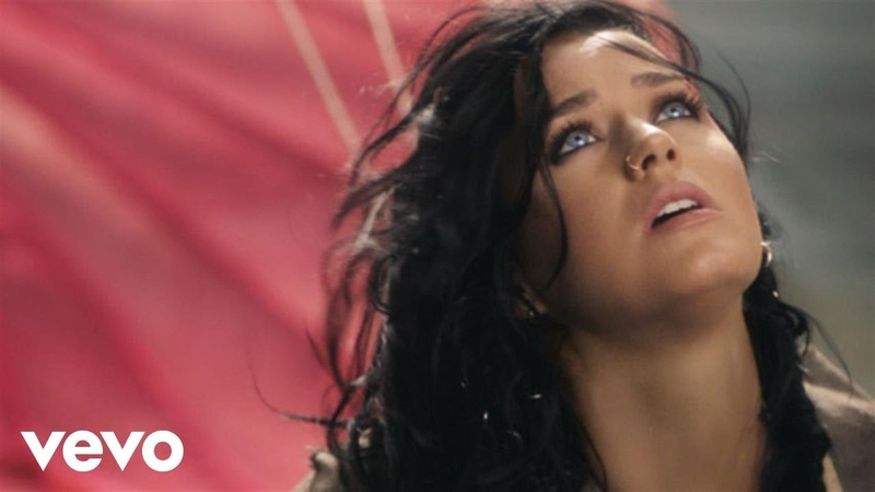 Katy Perry Rise Official
