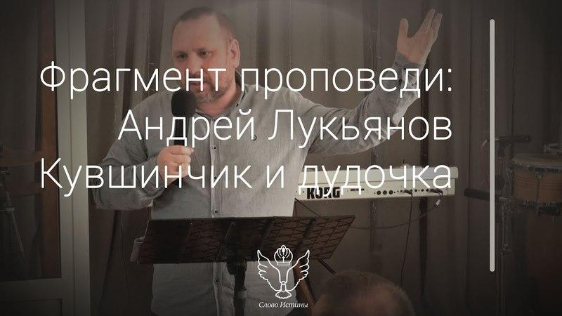 Андрей Лукьянов - Кувшинчик и дудочка