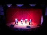 Dancehall танцы в Чебоксарах для взрослых и детей, студия Дайкири