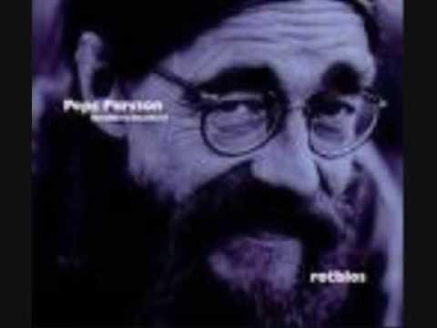 Peps Persson - Varför Blev Jag Terrorist