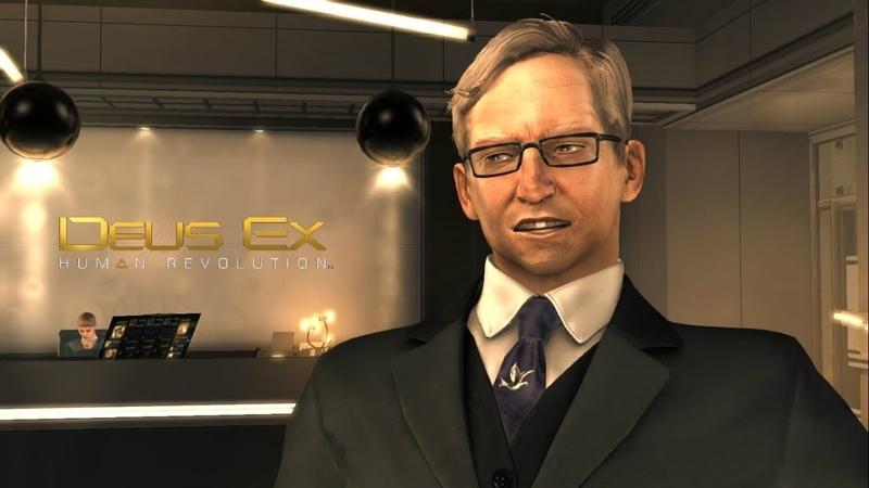 Deus Ex: H R ► Secret(Секрет) №15