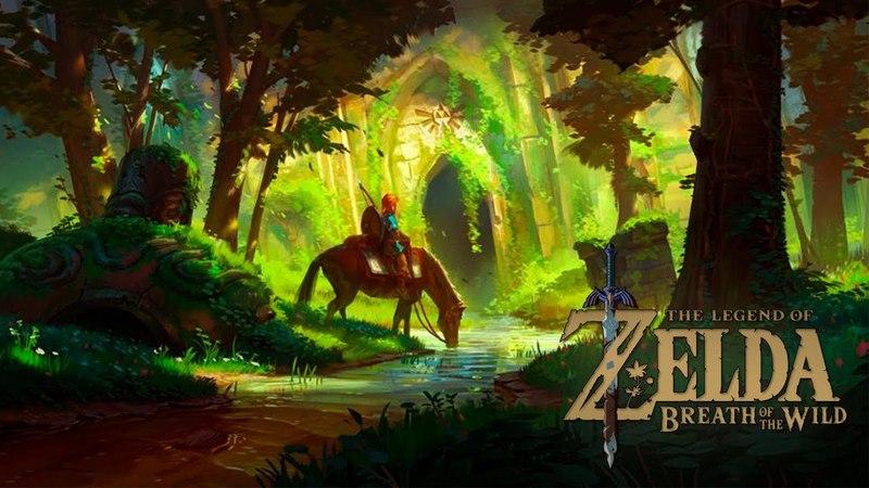 На поиски приключений! [Legend of zelda: Breath of the Wild (ON PC) 12]
