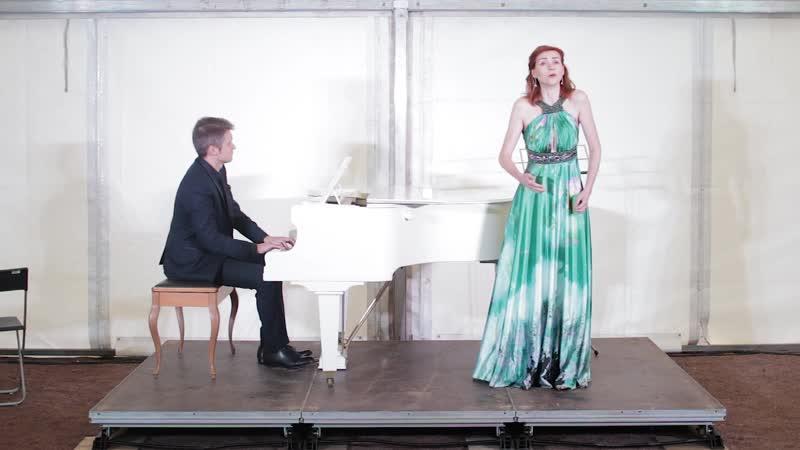 Анна Лаврова (сопрано), Алексей Шпаков (фортепиано). Романсы Рахманинова.